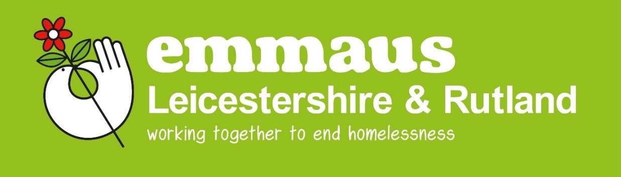Emmaus Leicestershire & Rutland